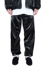doublet GRADATION CHAOS EMBROIDERY TRACK PANTS/BLACK(21SS11PT150)