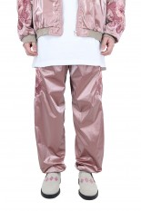 doublet GRADATION CHAOS EMBROIDERY TRACK PANTS/PINK(21SS11PT150)