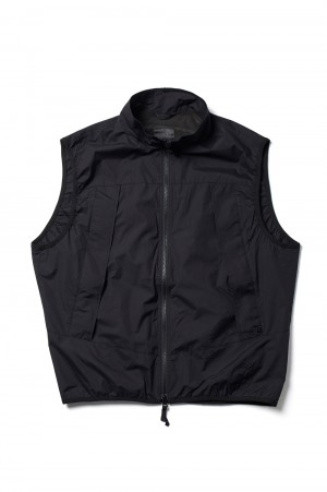 DAIWA PIER39 Tech Cycling Vest - BLACK (BJ-58021)