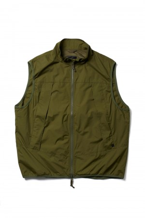 DAIWA PIER39 Tech Cycling Vest - OLIVE (BJ-58021)