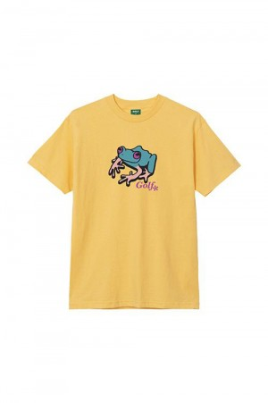 Golf Wang FROG TEE by GOLF WANG /  SQUASH