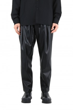 Stein -Men- FAKE LEATHER TROUSERS (ST.231)