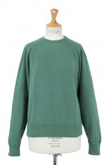 Shinzone COMMON SWEAT -GREEN(21SMSCU10)