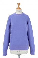 Shinzone COMMON SWEAT -PURPLE (21SMSCU10)