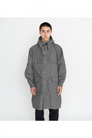 The North Face Purple Label - Men - Midweight 65/35 Mountain Coat - Asphalt Gray (NP2050N)