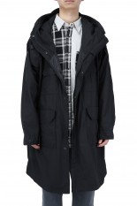 The North Face Purple Label - Men - Midweight 65/35 Mountain Coat - Black (NP2050N)