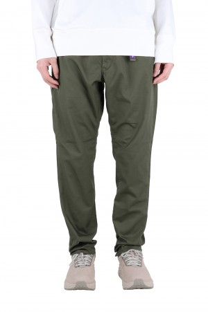 The North Face Purple Label - Men - Stretch Twill Tapered Pants - Khaki (NT5051N)