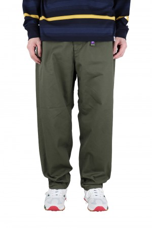 The North Face Purple Label - Men - Stretch Twill Wide Tapered Pants - Khaki (NT5052N)