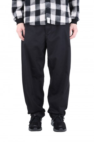 The North Face Purple Label - Men - Stretch Twill Wide Tapered Pants - Black (NT5052N)