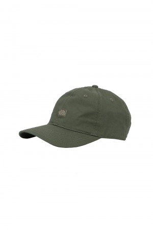 The North Face Purple Label - Men - Stretch Twill Field Cap - Khaki (NN8052N)