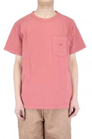 The North Face Purple Label - Men - 7oz H/S Pocket Tee - Canyon Clay (NT3103N)