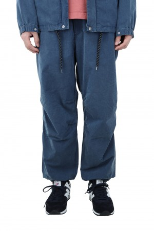 The North Face Purple Label - Men - Indigo Mountain Wind Pants - Indigo Bleach (NT5102N)