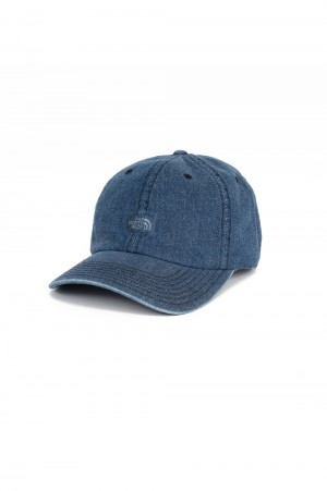 The North Face Purple Label - Men - Denim Field Cap - Indigo (NN8102N)
