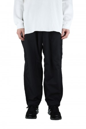 The North Face Purple Label - Men - Shirred Waist Pants - Black (NT5004N)