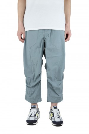 The North Face Purple Label - Men - Cropped Pants - Steel Blue (NT5005N)