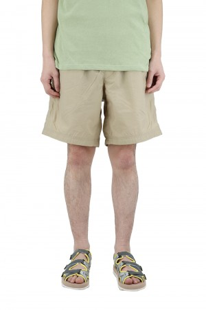 The North Face Purple Label - Men - Mountain Field Shorts - Beige (NT4100N)