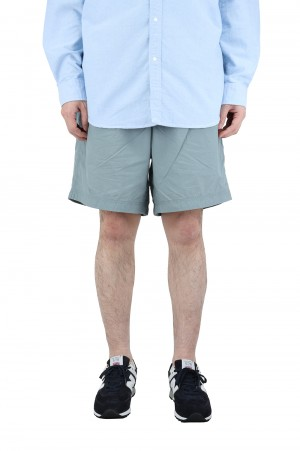 The North Face Purple Label - Men - Mountain Field Shorts - Steel Blue (NT4100N)