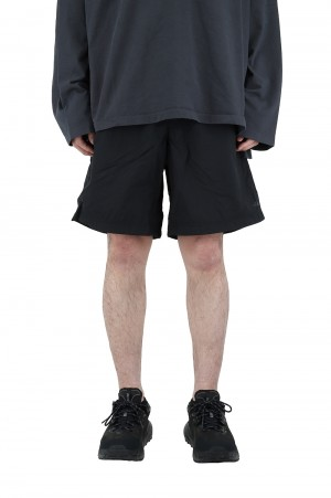 The North Face Purple Label - Men - Mountain Field Shorts - Black (NT4100N)