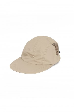 The North Face Purple Label - Men - Lounge Field Cap- Light Beige (NN8104N)