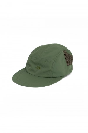 The North Face Purple Label - Men - Lounge Field Cap - Olive Green (NN8104N)