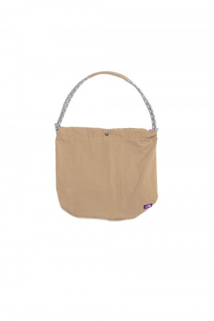 The North Face Purple Label - Men - Lounge Reusable Bag - Beige (NN7106N)