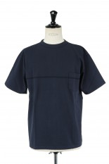 Kaptain Sunshine West Coast Tee - NAVY × NAVY LINE (KS21SCS10)