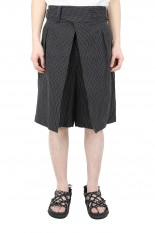 MAINU L/O Stripe Dubble Front Gurkha Shorts(152104)