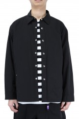 The North Face Purple Label - Men - Ripstop Shirt Jacket - Black (NY2104N)