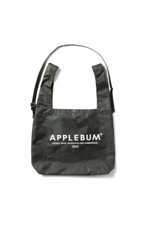 Applebum Shoulder Marche Bag  / Olive(2021002)