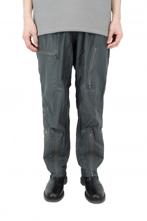N.hoolywood 【TEST PRODUCT EXCHANGE SERVICE 】FLIGHT PANTS-CHARCOAL-(9211-CP02-014)