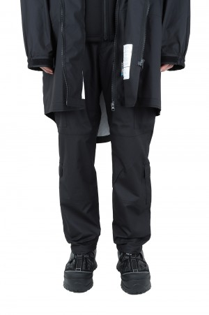 N.hoolywood TACTICAL PANTS-BLACK-(9211-CP04-011)