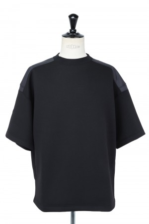 N.hoolywood T-SHIRT-BLACK-(9211-CS10-002)