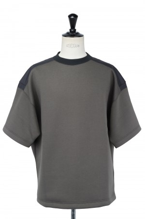 N.hoolywood T-SHIRT-CHARCOAL-(9211-CS10-002)