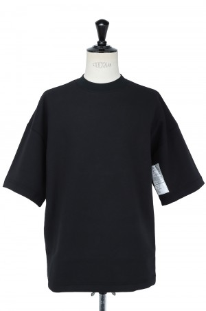 N.hoolywood T-SHIRT-BLACK-(9211-CS16-021)
