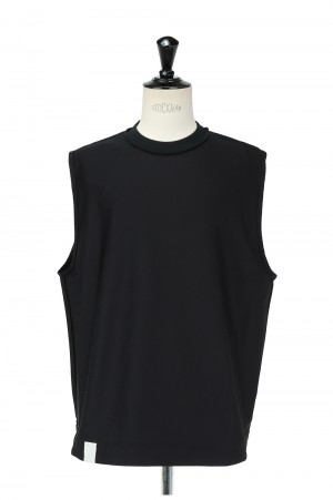 N.hoolywood TANK TOP-BLACK-(9211-CS19-024)