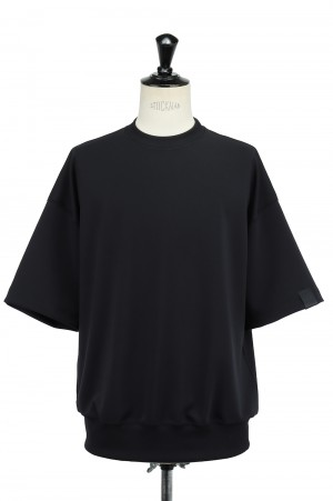 N.hoolywood T-SHIRT-BLACK-(2211-CS09-015)