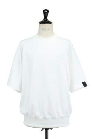 N.hoolywood T-SHIRT-WHITE-(2211-CS09-015)