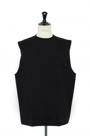 N.hoolywood TANK TOP-BLACK-(25RCH-0041)