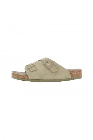Birkenstock - Men - ZURICH SFB - FADED KAHKI