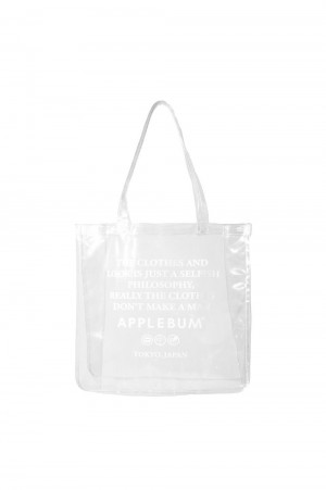 Applebum Value Clear Totebag(2011060)*