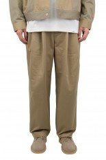 Magic Stick Dickies Edition 90's Style Wide Tapered Chino / Tonal Beige (20HL-MSDK-002)