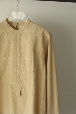 Todayful Quilting Dress Shirts -CREAM(12110413)