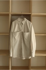 Todayful Taffeta Pocket Shirts -IVORY(12110410)