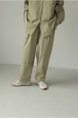 Todayful Waist Gather Pants -LIGHT GREEN(12110705)