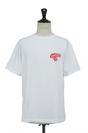Standard California SD STAY STOKED T - WHITE