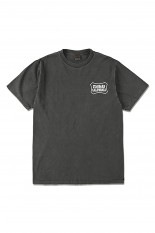 Standard California SD STAY STOKED SHIELD LOGO T - BLACK