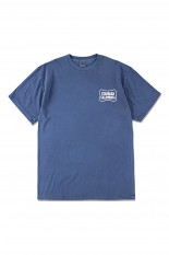Standard California SD STAY STOKED SHIELD LOGO T - BLUE