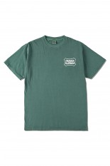 Standard California SD STAY STOKED SHIELD LOGO T - GREEN