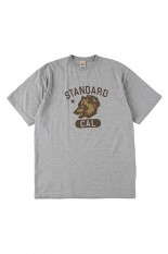 Standard California SD CAL BEAR COLLEGE LOGO T - GRAY