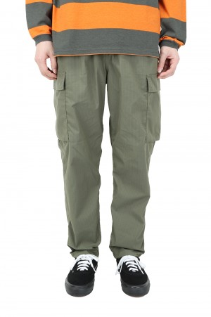Standard California SD COOLMAX STRETCH RIPSTOP EASY CARGO PANTS - OLIVE